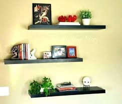 Floating Shelves Ikea Uk Delectable Long Floating Shelves Invisible Shelf Bookshelf Whats Home Story How