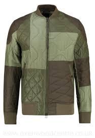 maharishi upcycled liner er jacket olive lightweight jackets men s winter specials