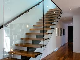 Glass Banisters for Stairs