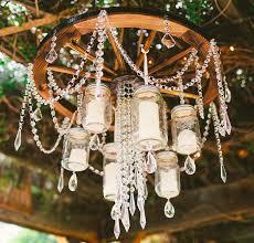 beautiful diy rustic chandelier