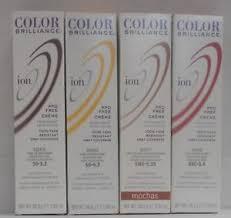 Color Brilliance Permanent Ion Color Brilliance Permanent