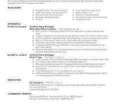 military experience on resume. Military Experience On Resume Example Fresh Example Military Resume