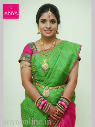 Best Designer Sarees In Coimbatore Anya Provides Best Collection Of Customised Blouses Designer