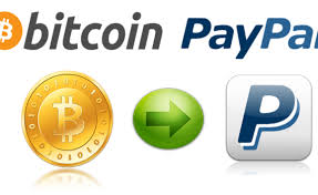 buy  paypal with bitcoin