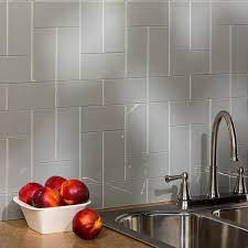 At floor & decor, you can choose from a number of affordable. Aspect 3x6 Inch Steel Decorative Wall Tile 8 Pack Overstock 10517234
