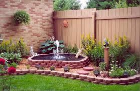 outdoor garden fountain. Small Outdoor Garden Fountain