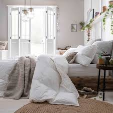 nimbus pearl smartdown duvet from the fine bedding company