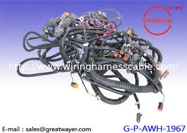 volvo ec290 industrial wire harness loom duetsch connector volvo ec290 industrial wire harness loom duetsch connector excavator for