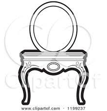 mirror clipart black and white. mirror clip art black and white clipart n