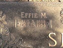 Effie May Sharp (1888-1964) - Find A Grave Memorial