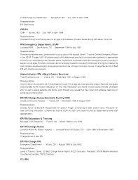 Sample Er Nurse Job Description Resume Resumes Emergency Room Fascinating Charge Nurse Job Description For Resume