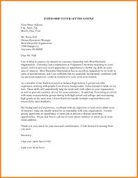 9 Cover Letter Format For Internship Memo Heading