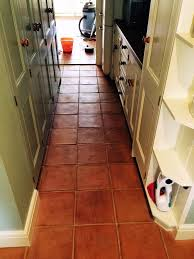 Kitchens With Terracotta Floors Tile Cleaning Deep Cleaning Terracotta Kitchen Tiles