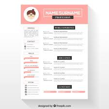 Creative Resume Template Download Free resume template downloads cover letter creative resume template 1