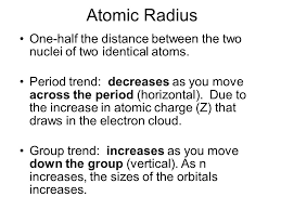 Periodic Trends. Predicting Periodic Trends A number of physical ...