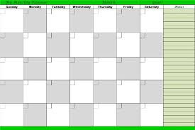Monthly Planners For Managing Your Calendar Of Events