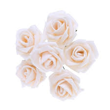 OEM - <b>72 Pcs</b> 3.5cm Artificial Rose Flowers For Wedding Party ...