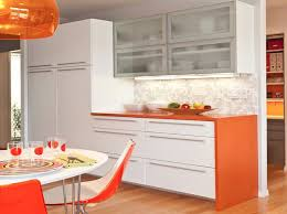 contrasting color kitchen countertops