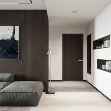 Dark Furniture Interior Design Interior Design Around Walnut Wood Finishes 3 Great Examples