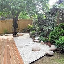 Deco Jardin Gravier Cheap Le Jardin Sur Gravier Astuces Et Ides