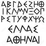 ancient Greece Font