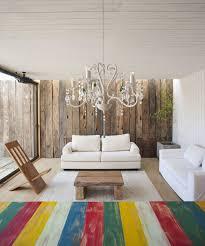 Modern Rustic Living Room Rustic Modern Living Room Family Home In Algarrobo Chile