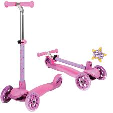 Light Up Scooter Argos Zycom Zing 3 Wheel Light Up Wheels Scooter Pink Purple