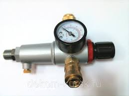 <b>Фильтр</b> с регулятором давления <b>FR</b>-<b>003</b> и манометром <b>Fubag</b> ...