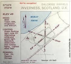 Aberdeen Dyce Airport Historical Approach Charts