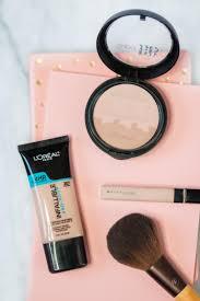 l oreal pro glow foundation maybelline fit me concealer physicians formula bb easy pumpkin e makeup tutorial