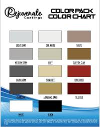 R Color Chart R 100 Color Pack Epoxy Training