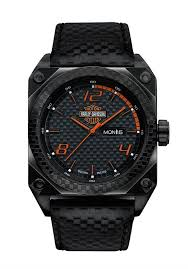 mens harley davidson black carbon fiber watch by bulova 78c103 mens harley davidson black carbon fiber watch by bulova 78c103