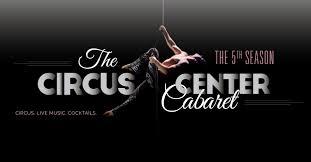 Cow Palace Seating Chart Circus Cabaret