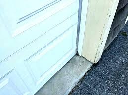 garage door seal garage door bottom seal bottom garage door seal marvelous on exterior throughout garage door seal