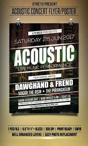 Concert Flyer Templates Free Free Music Flyer Templates Download Ready Made Template Net