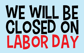 office will be closed sign template free labor day clipart to use at parties on websites blogs or at