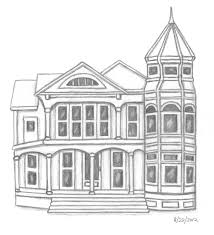 architectural buildings sketches. Brilliant Buildings Architectural Building Sketches House Drawing For Colouring Architectural  Building Plan With Five Bedrooms Modern Architecture Buildings Sketches