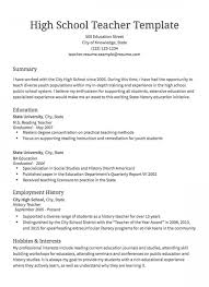 Example Of Resume Templates Sample Incredible A Good Cover Letter