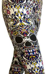 What To Wear With Patterned Leggings Interesting Decorating Ideas