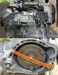Citroen C4 gearbox - transmission used with warranty