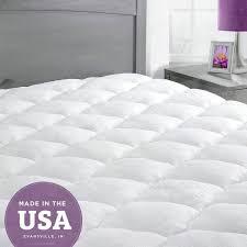 pillow mattress topper. bamboo removable pillow top mattress pad topper