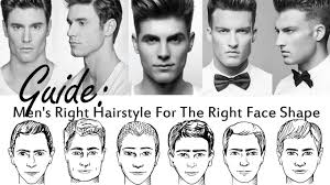 Barb Hair Style how to choose best hairstyle for your face shape for men how to 4272 by wearticles.com