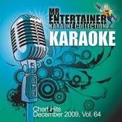 Karaoke Chart Hits December 2009 Vol 64 Songs Download