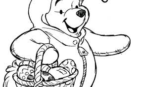 Printable Disney Easter Coloring Pages The Color Panda