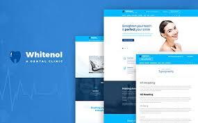 Dental Office Website Design Simple 48 Best Dental Clinic And Dentist WordPress Themes 48