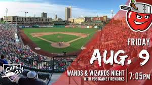 Fort Wayne Tincaps Dayton Dragons Friday August 9 2019