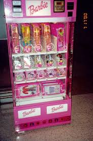 Barbie Vending Machine Walmart Fascinating I Was Looking For The New 48 Toy Found This Beauty Of A Barbie