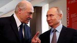 Sanctions were even imposed last year by the uk and canada against belarus officials in a bid by a. Lukashenko Turns To Putin As Belarus Protesters Clamour For His Resignation