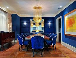 blue dining chairs blue dining rooms exquisite inspirations design tips blue velvet dining chairs canada