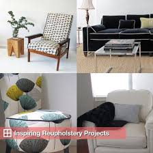 Before and After Photos of Reupholstered Furniture